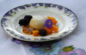 Fruit Pannacotta