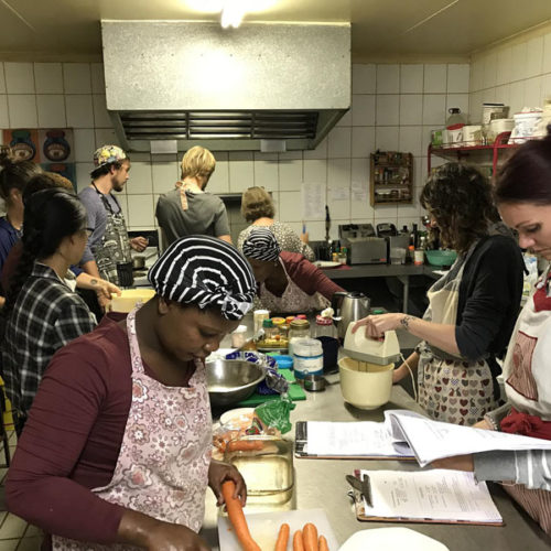 The Seedling Vegan Kitchen