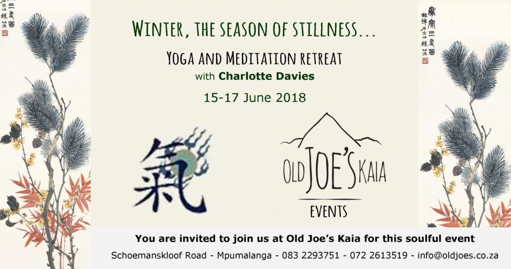 Winter Yoga 15-17 June 2018 – teaser