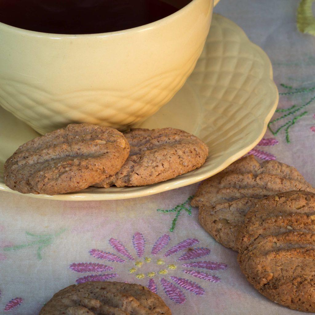 Peanut Biscuits -1-sq